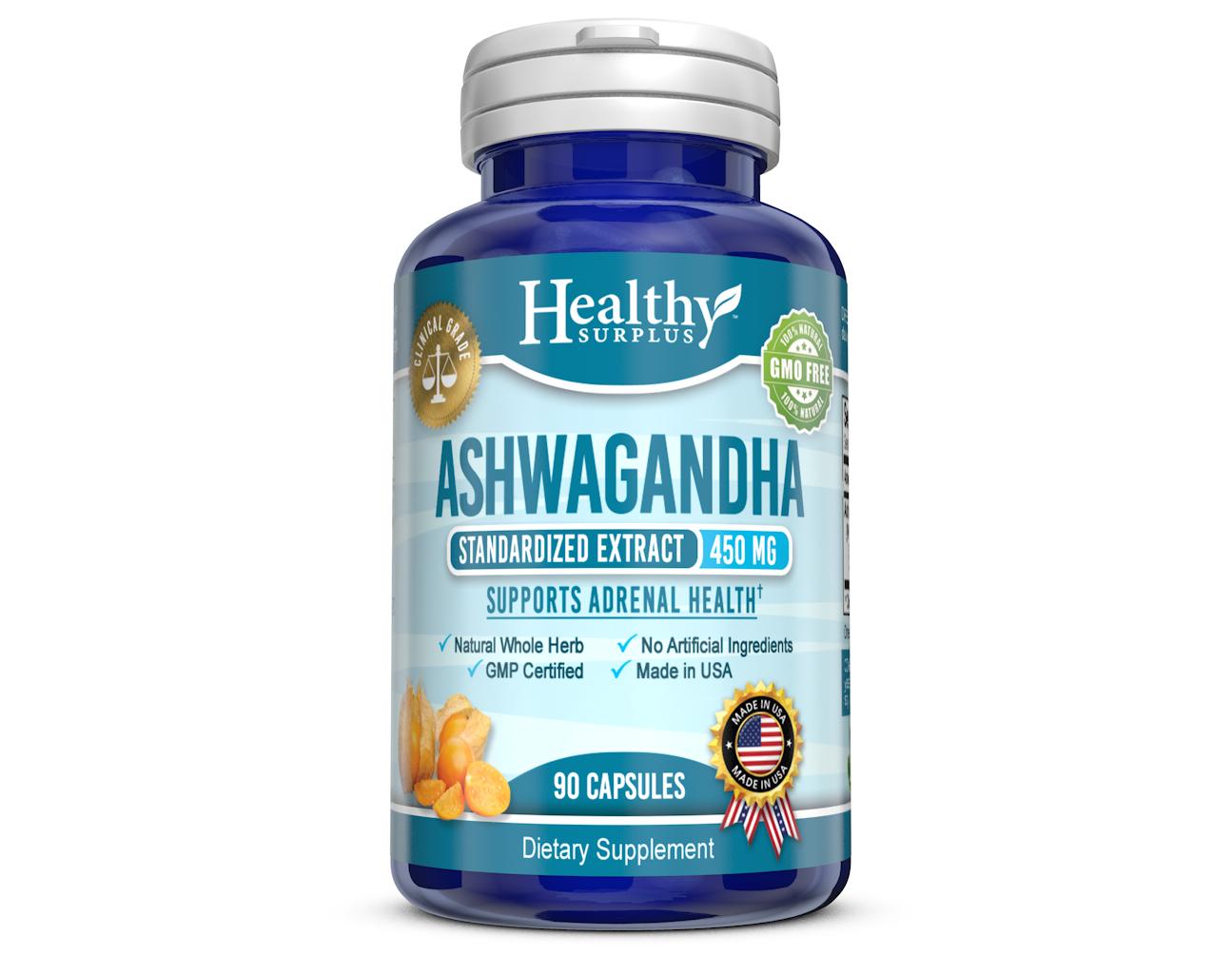 Ashwagandha Thyroid